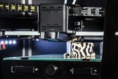 Imprimante de l'impression 3d Photo stock