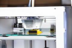Imprimante de l'impression 3d Photographie stock