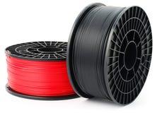 Imprimante du filament 3d images stock