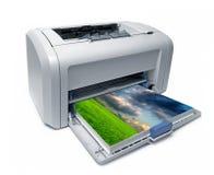 Imprimante laser Photographie stock libre de droits