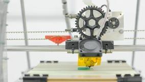 Imprimante tridimensionnelle Images libres de droits