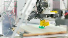 Imprimante tridimensionnelle Images stock