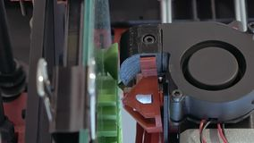 Imprimante tridimensionnelle du plastique 3d
