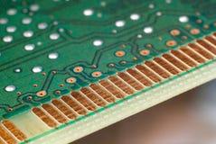 Imprimer-circuit-panneau de l'appareil électronique Photos libres de droits