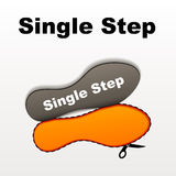 Imprint single step Royalty Free Stock Images