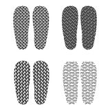 Imprints Royalty Free Stock Image