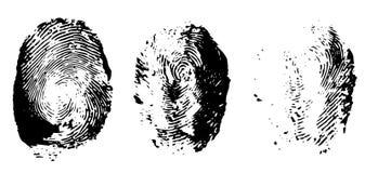 Imprints Stock Photo