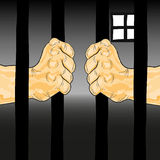 Imprisonment Stock Photography