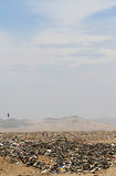 Impromptu Landfill Stock Images