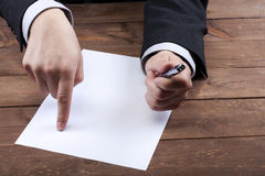 Impronta Immagini Stock Libere da Diritti