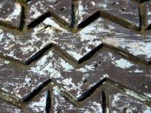 Impronta dello zak dello zig Immagine Stock Libera da Diritti