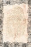 Impronte digitali Immagini Stock