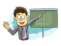 Improvement Presentation Stock Photo