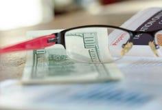 Impuestos de la propiedad Fotos de archivo libres de regalías