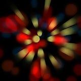 Impuls der Leuchte Stockfotos