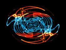 impuls energii Zdjęcie Stock
