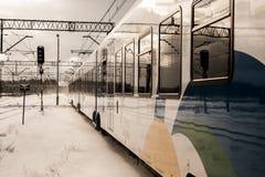Impuls wagoon Στοκ εικόνα με δικαίωμα ελεύθερης χρήσης