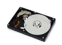 Impulsión de disco duro HDD Fotos de archivo libres de regalías