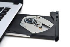 Impulsión del DVD imagenes de archivo