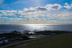 Impulsión del océano Fotos de archivo