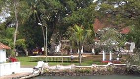 Impulsión marina de Cochin y terminal de contenedores del vallarppadam foto de archivo