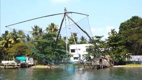 Impulsión marina de Cochin y terminal de contenedores del vallarppadam fotos de archivo