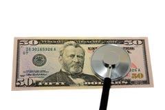 Impulsion du dollar images stock