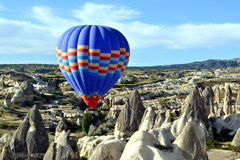 Impulso de Cappadocia Foto de archivo libre de regalías