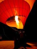 Impulso del aire caliente Foto de archivo libre de regalías