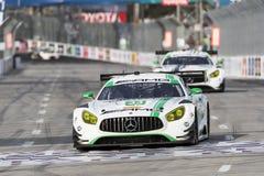 IMSA: Автомобиль спорт Grand Prix бургера 7-ое апреля Bubba на Лонг-Бич Стоковое Изображение