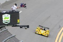 IMSA :24 1月31日在Daytona的劳力士 库存图片