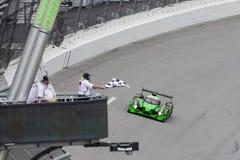 IMSA :24 1月31日在Daytona的劳力士 库存照片