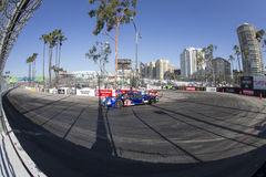 IMSA: Apr 17 Toyota Uroczysty Long Beach Prix Obrazy Royalty Free
