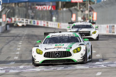 IMSA:  April 07 Bubba Burger Sports Car Grand Prix At Long Beach Stock Image