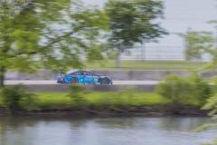 IMSA: Czerwa 02 Chevrolet sportów samochodu klasyk Zdjęcie Royalty Free