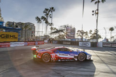 IMSA: 7 de abril Bubba Burger Sports Car Grand Prix em Long Beach Fotografia de Stock