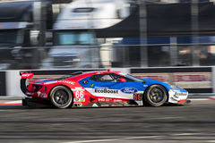 IMSA: 7 de abril Bubba Burger Sports Car Grand Prix en Long Beach Imagen de archivo