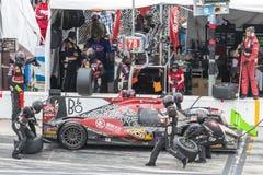 IMSA: 28 de enero Rolex 24 horas en Daytona Imagenes de archivo