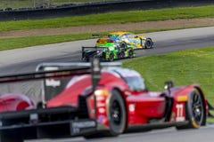 IMSA: Desafío del coche de deportes de Acura del 5 de mayo foto de archivo