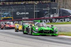 IMSA: Desafío del coche de deportes de Acura del 6 de mayo foto de archivo libre de regalías