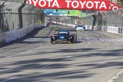 IMSA: Escaparate de las carreras de coches de los deportes el patrón del Tequila del 18 de abril Imagen de archivo