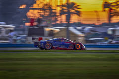 IMSA:  Jan 25 Rolex 24 Royalty Free Stock Photo