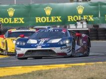 IMSA: Am 25. Januar Rolex 24 Stunden bei Daytona Stockfotografie