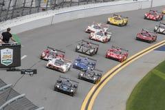 IMSA: Am 27. Januar Rolex 24 Stunden bei Daytona Lizenzfreie Stockfotografie