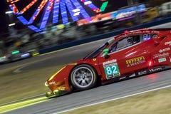 IMSA: Am 25. Januar Rolex 24 Stunden bei Daytona Lizenzfreie Stockbilder