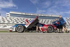 IMSA: Am 25. Januar 24 Stunden bei Daytona Stockfoto