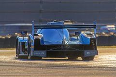 IMSA: 06 januari Roar Before The Rolex 24 Royalty-vrije Stock Afbeelding