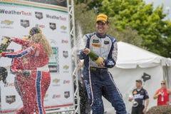 IMSA: Jun 04 Chevrolet Detroit belle wyspa Uroczysty Prix Zdjęcia Stock