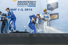 IMSA:  May 03 Grand Prix of Monterey Stock Image