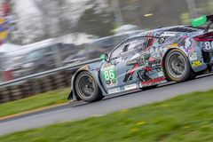 IMSA: 04 mei Acura-Sportwagenuitdaging royalty-vrije stock foto's